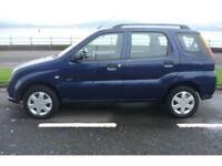 Automatic Suzuki ignis vvts gl 1 year Mot 2006 registered