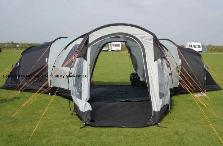 Vango killington 400 family dome tent 4 man & Vango killington 400 family dome tent 4 man | in Brighton East ...