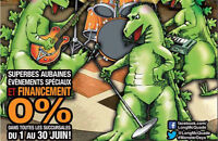 LA VENTE MONSTRE  LONG & MCQUADE