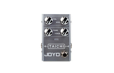 R02 Series -  Joyo R-02 TAICHI Overdrive New R Series 1ST time for US Sale Fast US Ship Nice!