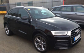 Audi Q3 S Line FROM £93 PER WEEK!