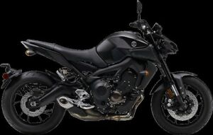 Yamaha Other MT-09 2018