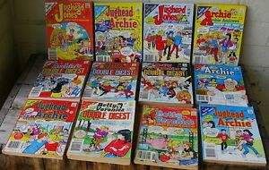 Archie  Betty Jughead Veronica Comics $1.00 each