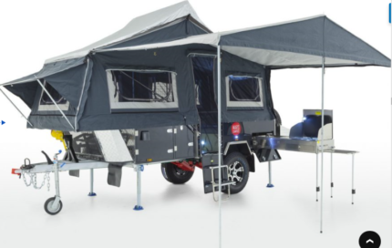 Mars Camper Trailer - Spirit 2Pac Noble Park North Greater Dandenong Preview