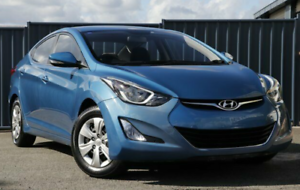 2014 Hyundai Elantra Active Sports Automatic Sedan Southport Gold Coast City Preview