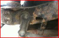 Réparation Frame Jeep