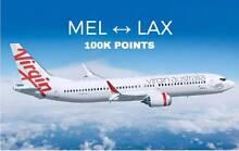 100,000 Frequent Flyer Points | Free MEL ⇔ USA Flights Melbourne CBD Melbourne City Preview