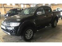 MITSUBISHI L200 2.4 2.5 DI-D BARBARIAN CrewCab WARRIOR TITAN FROM £62 PER WEEK!