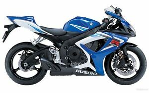 PARTS PIECES SUZUKI GSX-R750 2006
