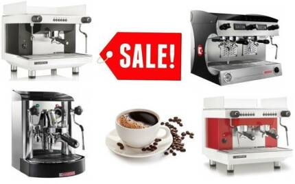 Coffee Machines - Cafe Equipment- Catering Equipment - New & Used Campbellfield Hume Area Preview
