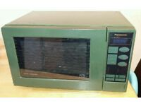Microwave and grill oven Panasonic