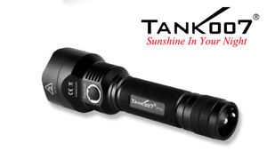 TANK007 PT12 800 Lumens High-Performance LED Flashlight
