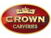 Assistant Manager - Crown Carveries - Up to £23,000