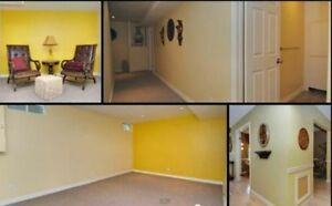 All Inclusive: 2 bedroom 1 Living Rm Basement in West Mountain
