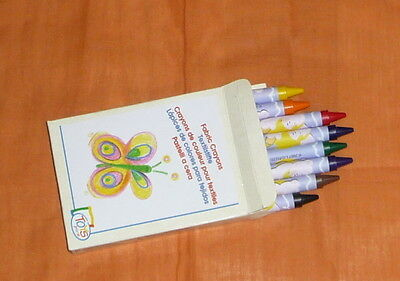 Textilmalstifte, Stoffmalstifte, Textilstifte,  zum Bemalen von Stoff