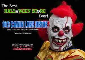 Halloween Costumes and More **Halifax/Dartmouth**