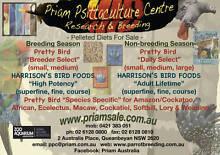 Parrots, Food & Husbandry Equipment  Queanbeyan Area Preview