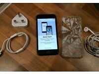 Apple Iphone 7 128GB matt black O2 Giffgaff
