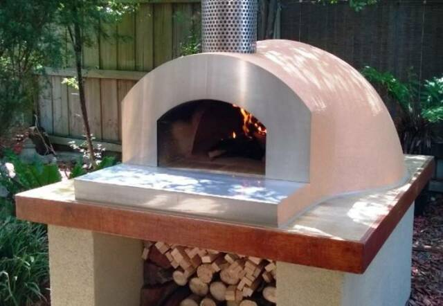 Drysdale Wood Fired Pizza Ovens Diy Kit Australian Made
