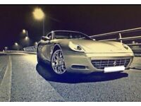 Super car hire for proms, weddings and birthdays, ferrari or Bentley chauffeur driven only