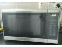 Microwave 800wt cook master