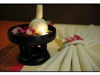 NEW Thai Massage hot oil relaxation experienced Thai masseus