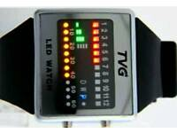 Men's led watch