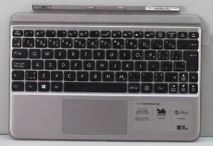 Clean ASUS Transformer Mini T102HA Type cover Keyboard dock