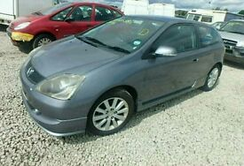 HONDA CIVIC TYPE S SPORT. 05