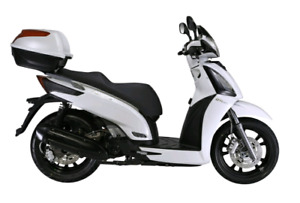 Scooter Kymco people GTI 200 cc 2012