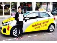 Amazing Driving Lesson