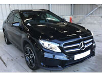 MERCEDES-BENZ GLA 200 220 D 2.1 AMG LINE EXECUTIVE 4MATIC PREMIUM £109 PER WEEK!