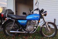 1977 Kawasaki KZ200-A1