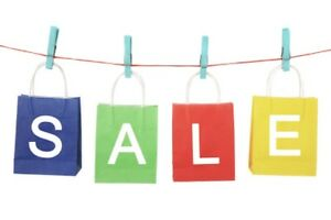 1 DAY ONLY - Everything Must Go!!!!
