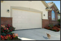 R16 Garage Door $1650 Installed - limited time offer!