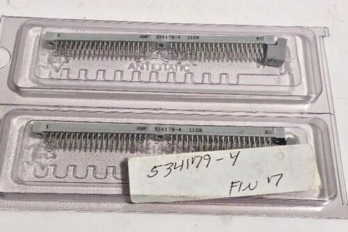 2 NEW AMP 534179-4 Mini Box Connector 160 Position