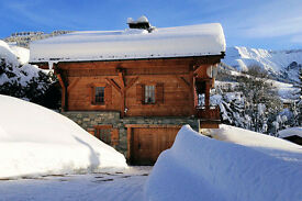 Chalet Chef or Couple to run a luxury ski chalet in Megeve this winter ski season