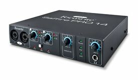 Focusrite Saffire PRO 14 - Firewire Audio Interface UNUSED