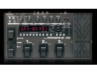 Effects Floorboard for Guitar: GFX-5 (feature rich, Zoom: Japanese) £65