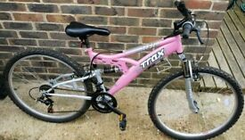 Trax ladies Mountain Bike
