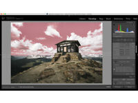 LIGHTROOM CLASSIC 2018 for MAC or PC