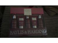 Baylis and Harding creams