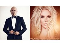 BRITNEY SPEARS with PITBULL Supporting - Friday 24th August, 2018