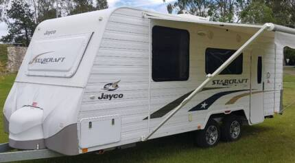 2014 Jayco Starcraft with Ensuite Gympie Gympie Area Preview