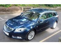 2012 Vauxhall Insignia 2.0 CDTi ecoFLEX 16v Elite 5dr (start/stop)