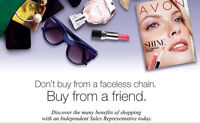 AVON !!  Not just makeup anymore