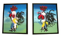 Yvon Gallant paintings - framed!