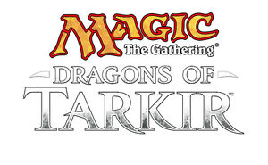 MTG Magic Dragons of Tarkir - 4 x Commons (Playset) - 464 Cards!
