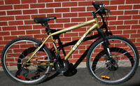 CCM Scout Mountain Bike with Front Disc Brakes