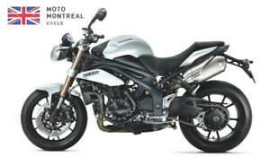 New Speed Triple 2013